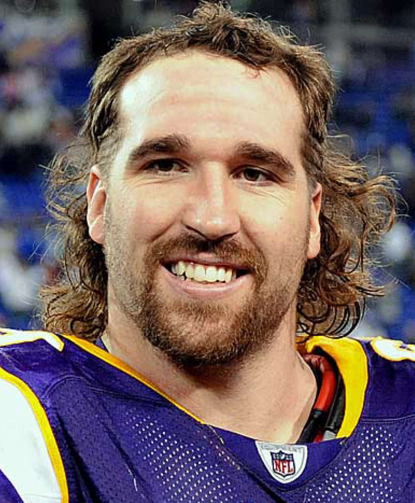Jared Allen Mullet - Former NFL defensive end who quoted The mullet isn't just a hairdo, it's definitely a lifestyle.