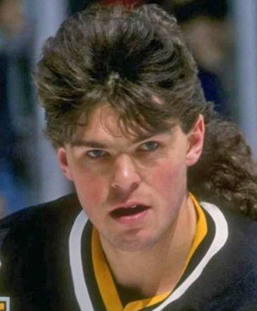 Jaromir Jagr 2-time Stanley Cup winner and Czech native, proudly upholding the global tradition of Hockey Hair